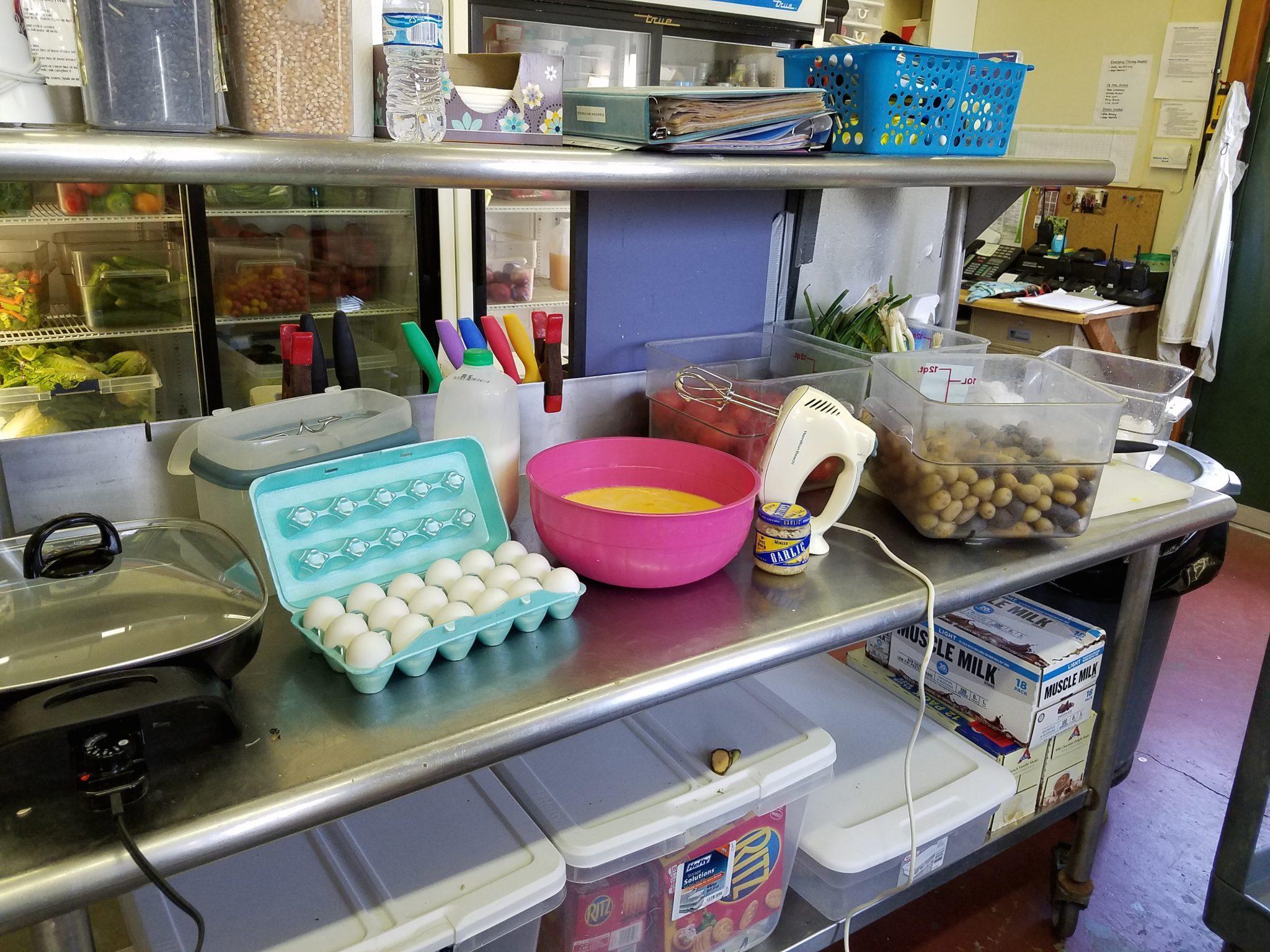An Egg-cellent Lunch Recipe